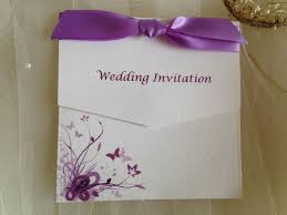 wedding invitations butterfly and flower wedding invitations