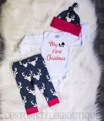 my christmas baby girl best 25 christmas baby clothes ideas on baby boy