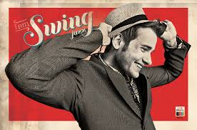swing jazz loftus creative director