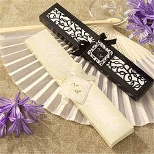 personalized fans 10pcs lot custom wedding fans wholesale personalized
