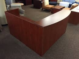 Laminate Reception Desk New And Used Desks In Kansas City