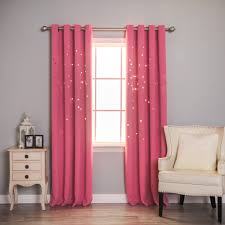 Light Block Curtains Decor U0026 Tips Interior Design With Side Table With Drawers And