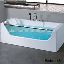 transparent bathtub clasikal bathroom good quality clear acrylic transparent bathtub