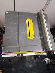 dewalt table saw folding stand dewalt dw744xp gb table saw folding stand 250 00 picclick uk