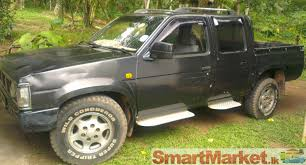 nissan datsun nissan datsun double cab for sale in gampaha smartmarket lk
