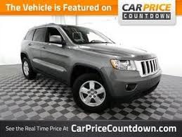 jeep 2011 grand for sale 2011 jeep grand laredo 4x4 used car for sale at car