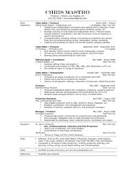 Resume Editing Resume Format Sample Editor