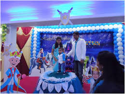 Decoration Ideas For Naming Ceremony Birthday Decorations In Hall Image Inspiration Of Cake And