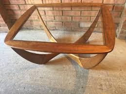 vintage g plan coffee table teak u0026 glass astro model square shape