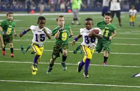 Intramural Flag Football Flag Football Is More Dangerous For Children Than You Think Wsj