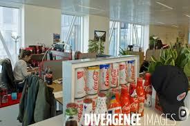 siege coca cola au nouveau siege de coca cola ses amenagements interieurs