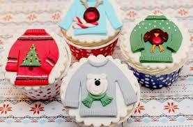 Cheap Christmas Cake Decorations Uk christmas jumper cupcakes goodtoknow