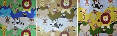 Jungle Nursery Curtains Cheeky Jungle Curtains Funky Nursery For Gorgeous Nursery