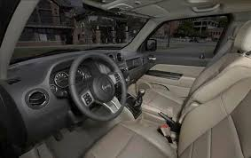 standard jeep interior 2011 jeep patriot information and photos zombiedrive