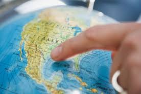 us map globe most americans can t find these us territories on a map new york
