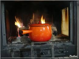 cuisine au coin du feu le de la fouine