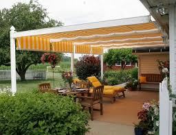 Deck Canopy Awning Daybreak Construction Specialties Glenwood Co