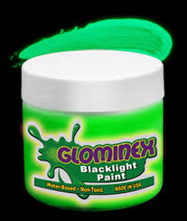 glow in the spray paint glominex glow spray paint 4oz central