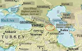 Caucasus Mountains On World Map by Who Is Modern Day Gog And Magog X X Us 2017