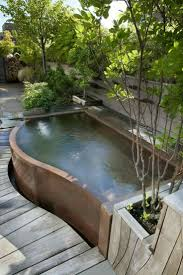 Beautiful Pool Backyards by 454 Best Plouf Plouf Images On Pinterest Small Pools