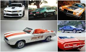 best year for camaro bitchin indeed a visual history of the chevrolet camaro