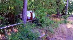 Backyard Trains You Can Ride For Sale by World Record Longest Backyard Railroad Trestle Youtube