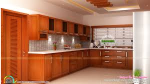 kitchen design kerala houses interior design