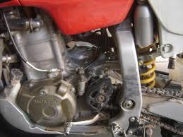 honda xr 650 xr650r case saver u2013 chain protection u2013 several options honda