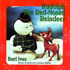 rudolph red nosed reindeer original soundtrack burl ives