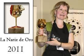 Montse Velasco, Nariz de Oro 2011 - narizdeoromontse
