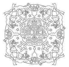 49 mandala noel images coloring
