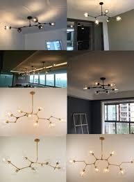 Wohnzimmer Lampe Bubble Aliexpress Com Globus Glas Kronleuchter Lampe Blase Moderne