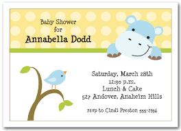 bird baby shower baby hippo bird baby shower invitations unisex baby shower
