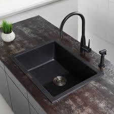 Composite Undermount Kitchen Sink by How To Clean Granite Composite Kitchen Sink Best Sink Decoration