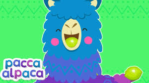 Color Green Learning For Kids Pacca Alpaca Color Green In French Learn