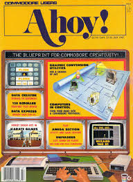 Ahoy Issue 43 1987 Jul by Zetmoon issuu