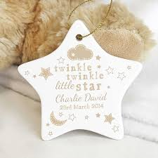 twinkle twinkle decorations twinkle twinkle ceramic decoration