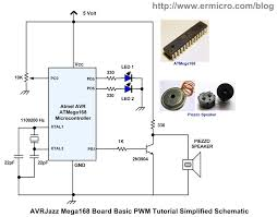 working with atmel avr microcontroller basic pulse width