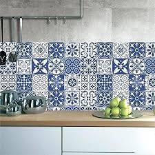 autocollant pour carrelage cuisine carrelage stickers cuisine faire la dacco de vos salle de bain avec