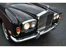 roll royce burgundy 1972 rolls royce silver shadow for sale classiccars com cc 896342