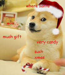 Doge Meme Christmas - doge is waiting for christmas doge know your meme