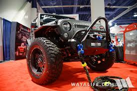 monster jeep jk 2015 sema monster hooks jeep jk wrangler unlimited
