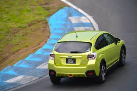 2017 subaru crosstrek green 2015 subaru xv crosstrek receives updated infotainment options wot