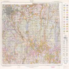 g map 1933 soil map ingham county michigan msu libraries