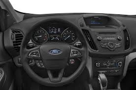 Ford Escape Fuel Economy - new 2017 ford escape price photos reviews safety ratings