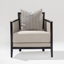 Upholstered Chair by Grafito Upholstered Chair 100 Adriana Hoyos Furnishings