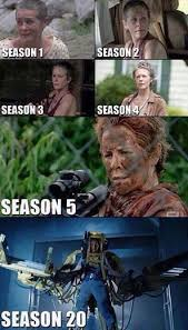 Walking Dead Meme Season 1 - carol season 20 carol peletier know your meme