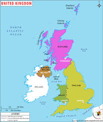 map of uk uk regions map united kingdom regions