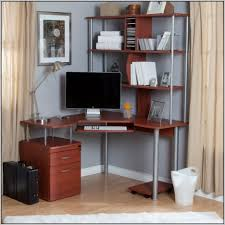 Computer Desks Walmart by Desks Corner Computer Desk Desk With Pull Out Writing Surface L