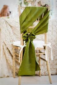 Chair Bows For Weddings 28 Chair Decor Ideas With Fabric And Ribbons Weddingomania